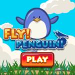 HTML5ゲーム 飛べ!ペンギン!【GameSaladゲームセンター】