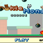 HTML5ゲーム クッキーモンスター| GameSaladゲームセンター