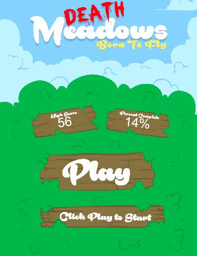 HTML5ゲーム 生まれて飛ぶ【GameSaladゲームセンター】